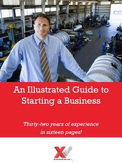 Download Our Free Illustrated Guide to Starting a Business